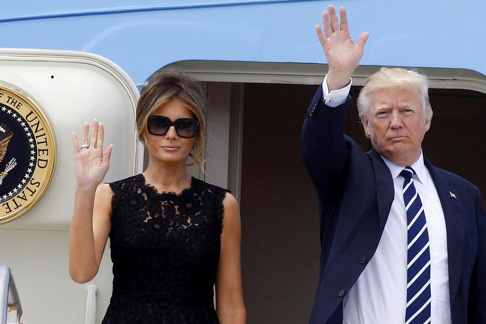 Was President Trump's first overseas trip a success?