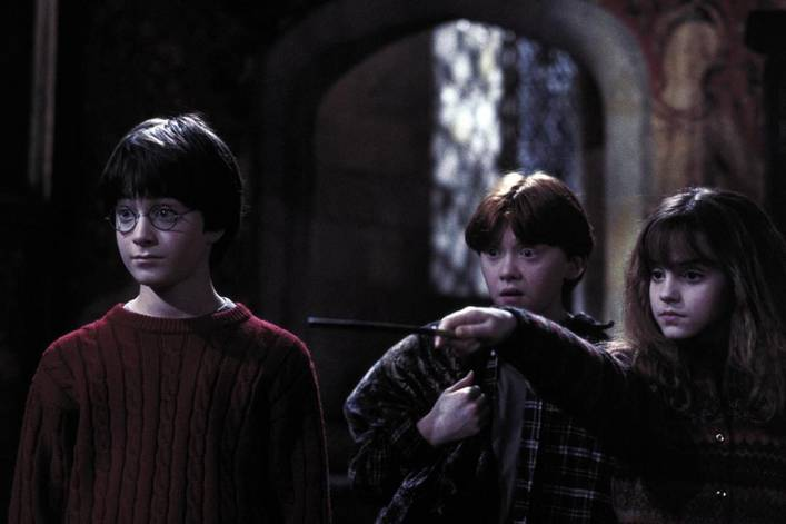Is 'Harry Potter' your favorite literary series?