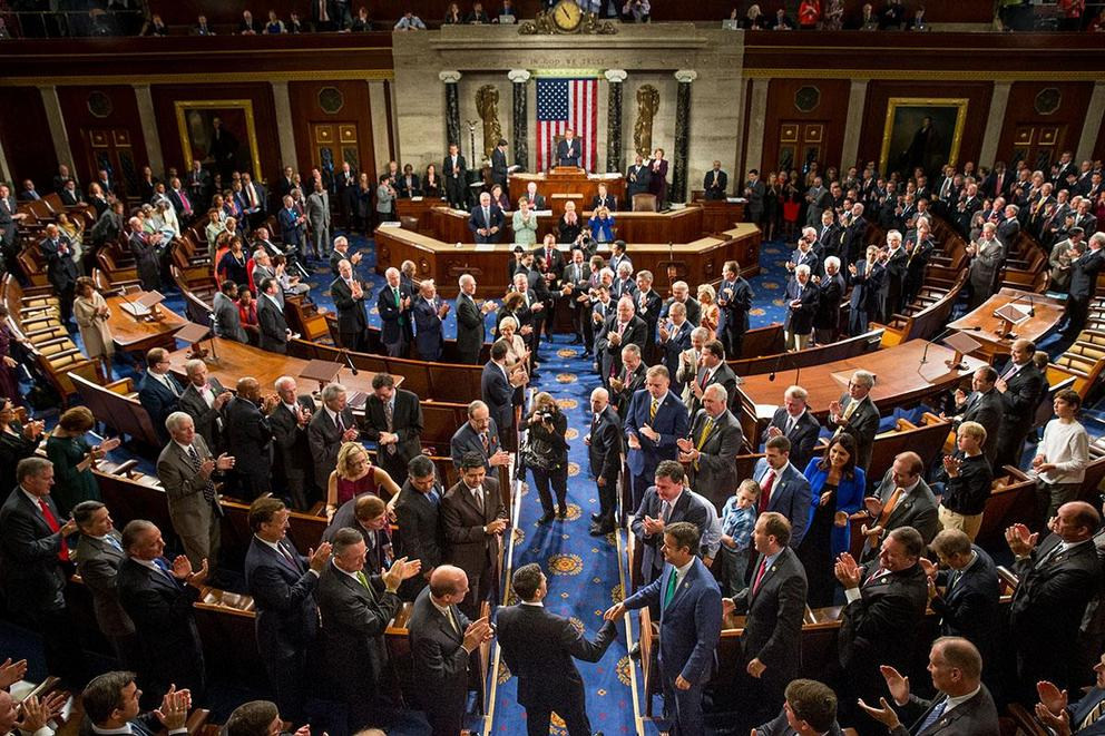 Should there be term limits for Congress?