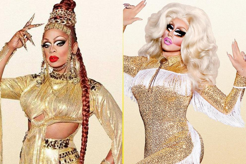 Who should win 'RuPaul's Drag Race All Stars' Season 3: Kennedy Davenport or Trixie Mattel?