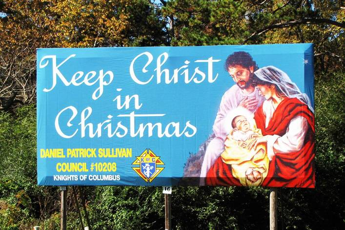 Is it wrong to celebrate Christmas if you're not Christian or religious?