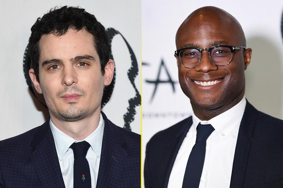 Who will win the Golden Globe for Best Director: Damien Chazelle or Barry Jenkins?