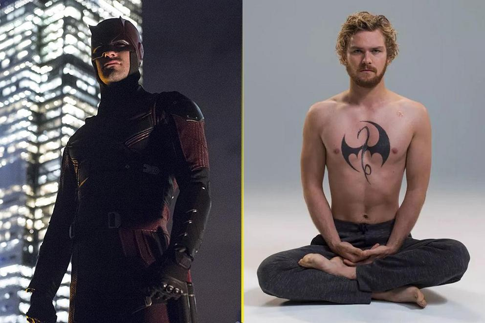 Ultimate Netflix superhero show: 'Daredevil' or 'Iron Fist'?