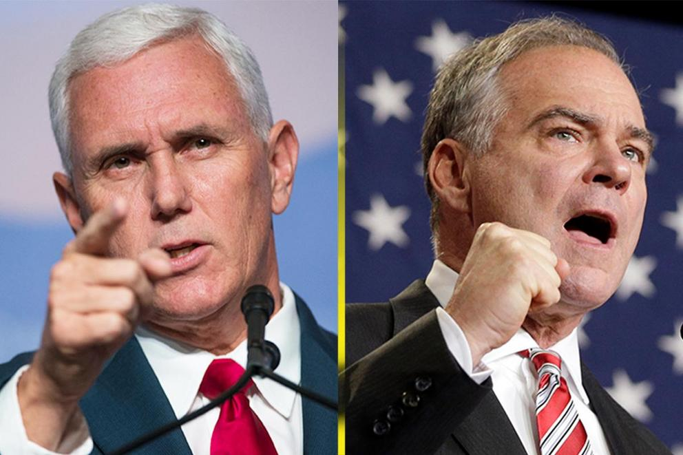 Does anyone care about the vice presidential debate?