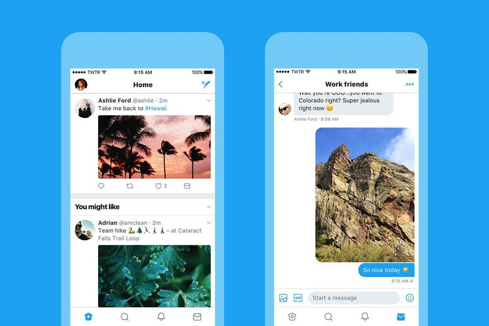 Does Twitter's redesign suck?