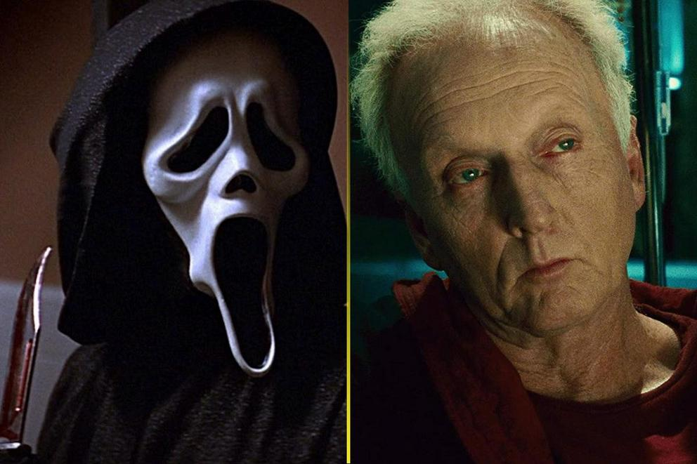 Scariest movie monster: Ghostface or Jigsaw?