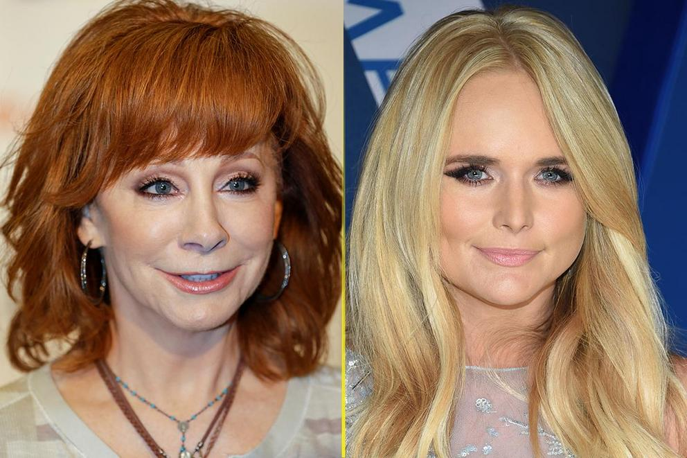 ACM Awards Female Artist of the Year: Reba McEntire or Miranda Lambert?