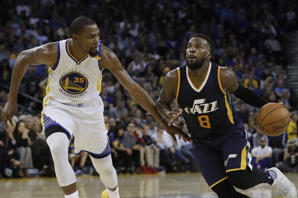 Who will win the 2017 NBA Semifinals: Golden State Warriors or Utah Jazz?