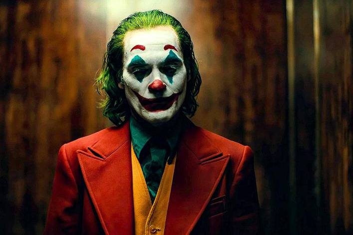 Is 'Joker' too disturbing?