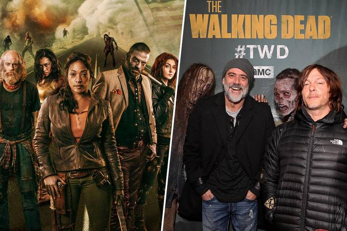 Ultimate zombie show: 'Z Nation' or 'The Walking Dead'?