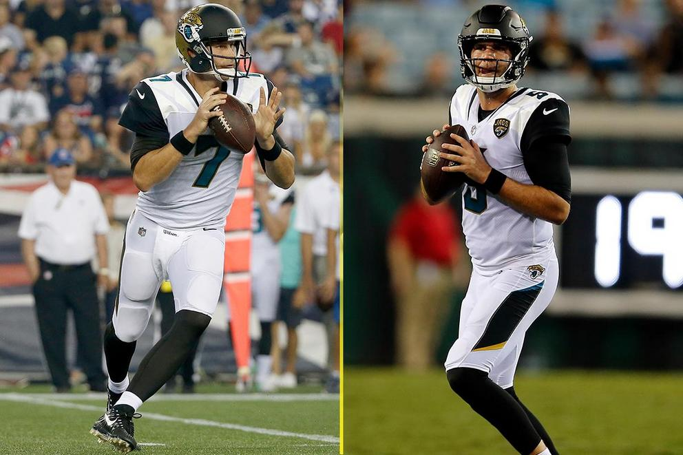 Who should start for the Jacksonville Jaguars: Chad Henne or Blake Bortles?
