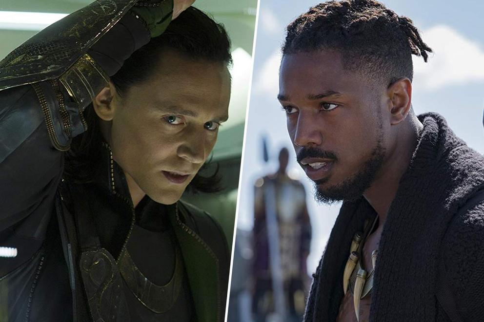 Most beloved villain in the Marvel Cinematic Universe: Loki or Erik Killmonger?