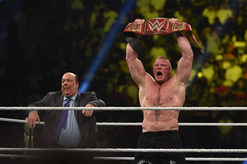 Who will win the WWE Universal Title at SummerSlam 2019: Brock Lesnar or Seth Rollins?