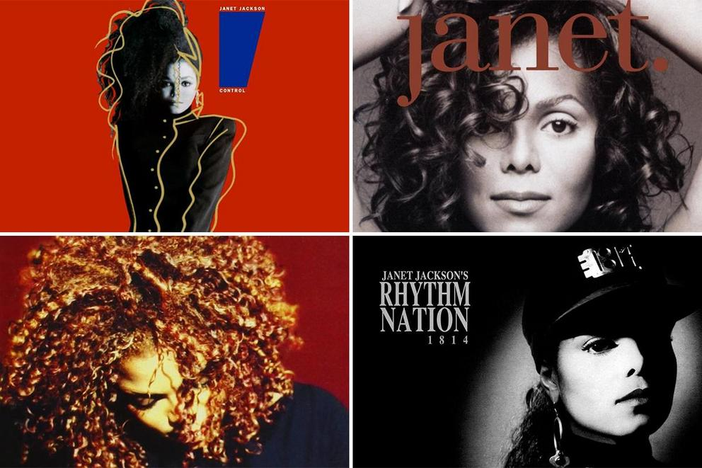 Tylt Recs: Janet Jackson's greatest albums, as voted by you!