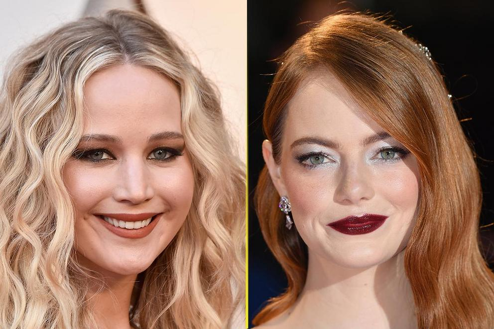 Who's the breakout actress of this era: Jennifer Lawrence or Emma Stone?