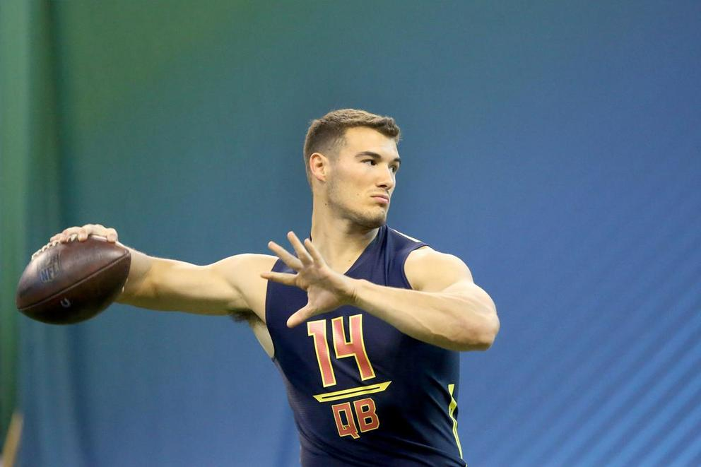 Will Mitch Trubisky be an NFL draft bust or a total stud?