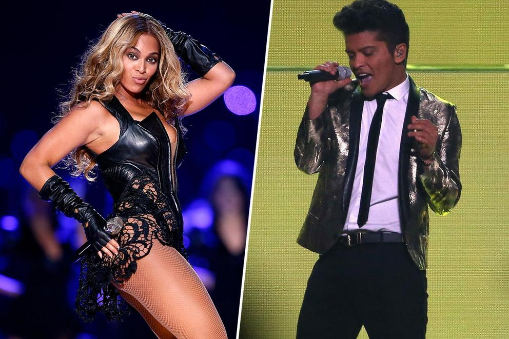 Most iconic Super Bowl halftime show: Beyoncé or Bruno Mars?