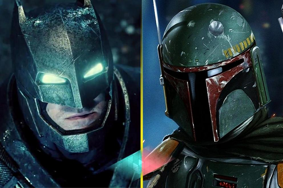Who would win in a fight: Batman or Boba Fett?