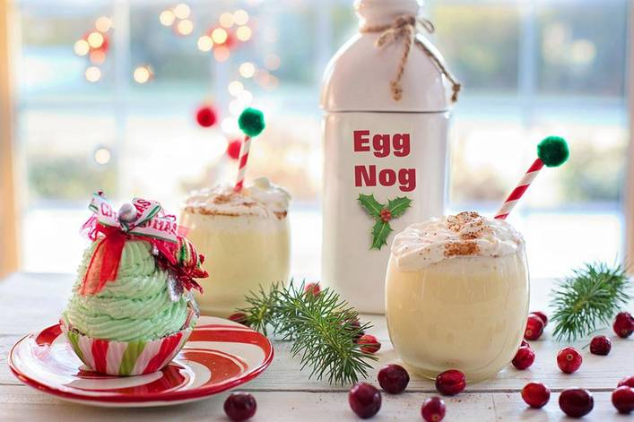 Is eggnog the best part of the holidays or the worst?