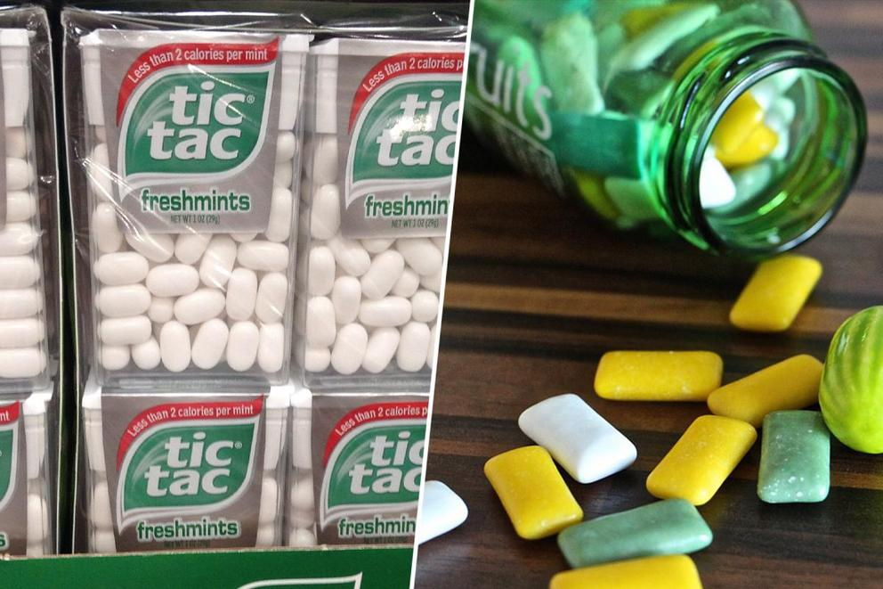 How do you freshen your breath: with mints or gum?