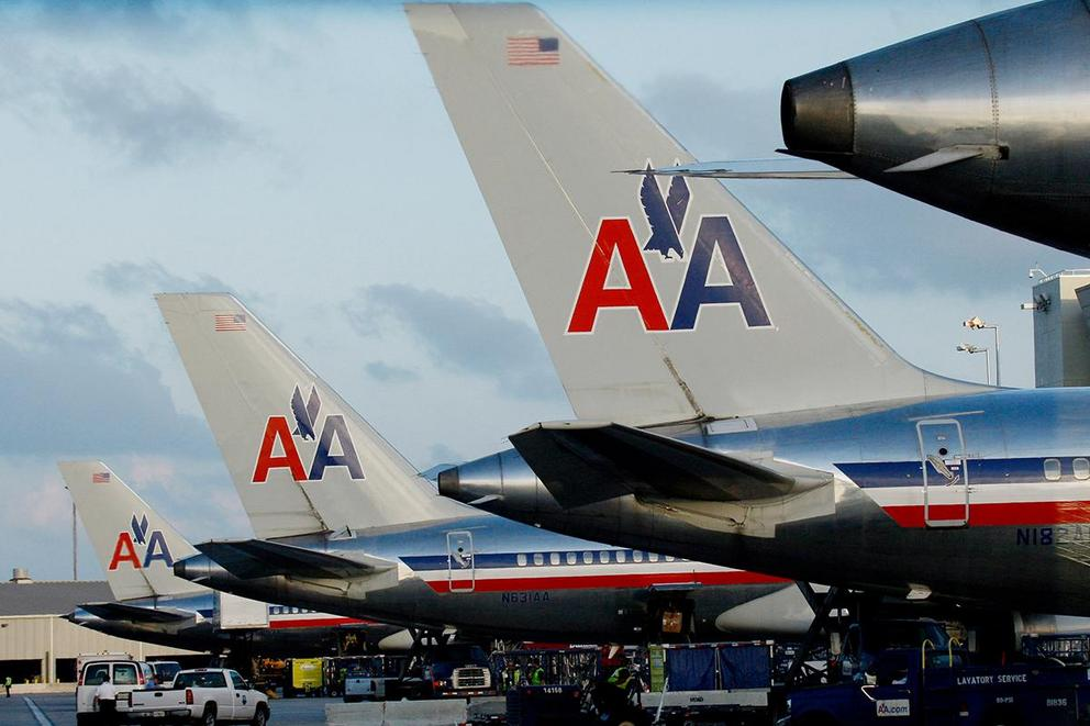 Is American Airlines racist?