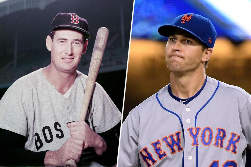 Ted Williams vs. Jacob deGrom: Who would win in this dream matchup?