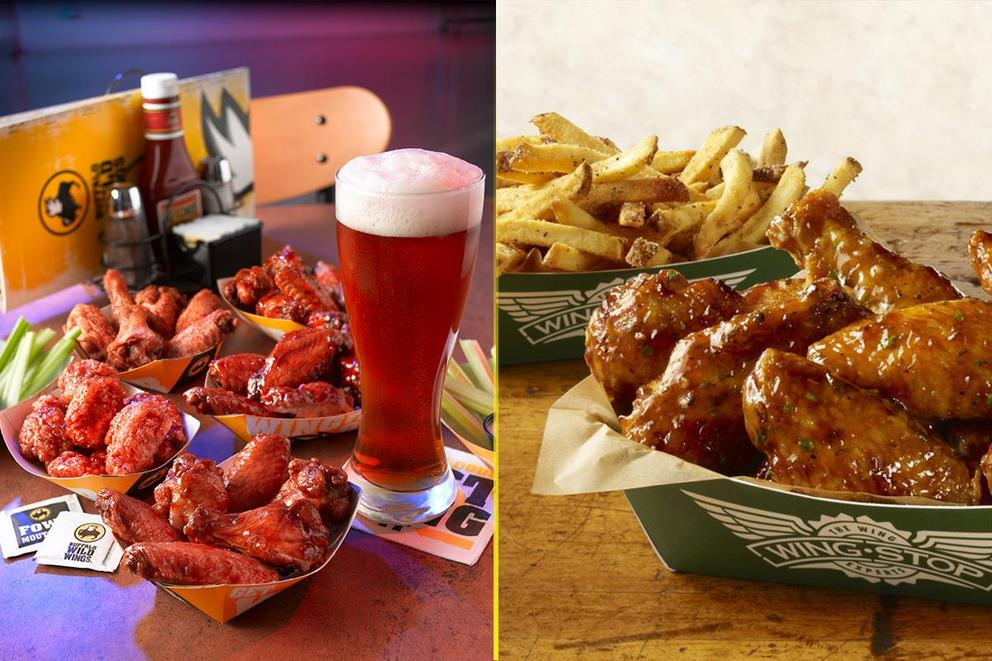 Is Buffalo Wild Wings better than Wingstop?