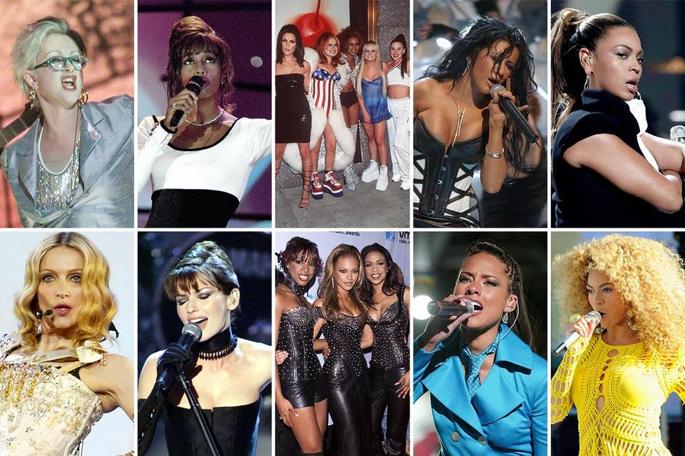 What are the ultimate girl power anthems of all time?