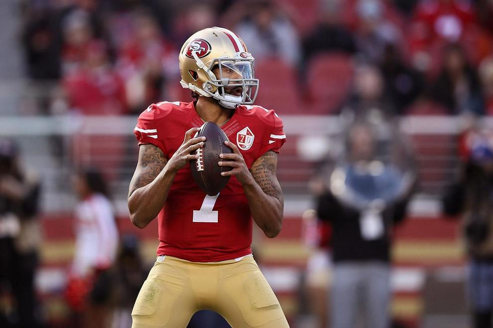 Should the 49ers sign Colin Kaepernick?