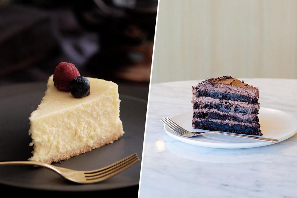 Which is better: cheesecake or cake?