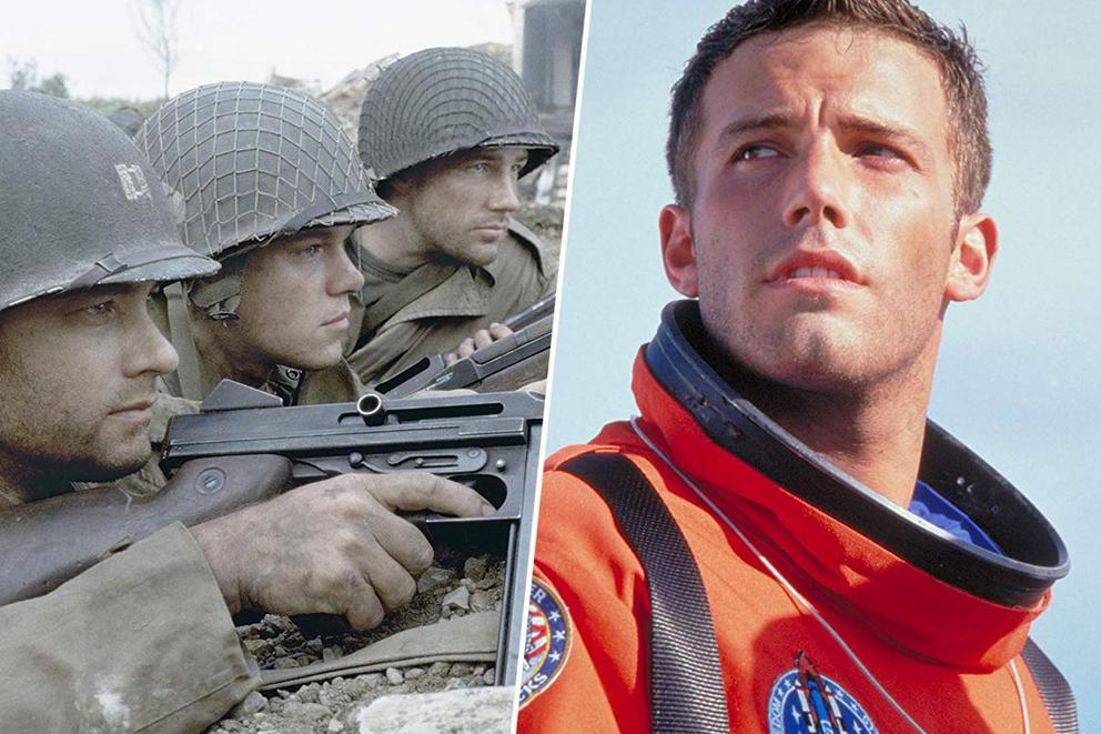 Best blockbuster of 1998: 'Saving Private Ryan' or 'Armageddon'?