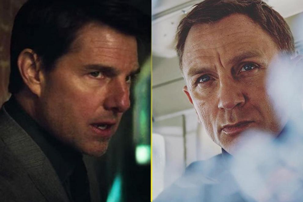 Best spy series: 'Mission: Impossible' or 'James Bond'?