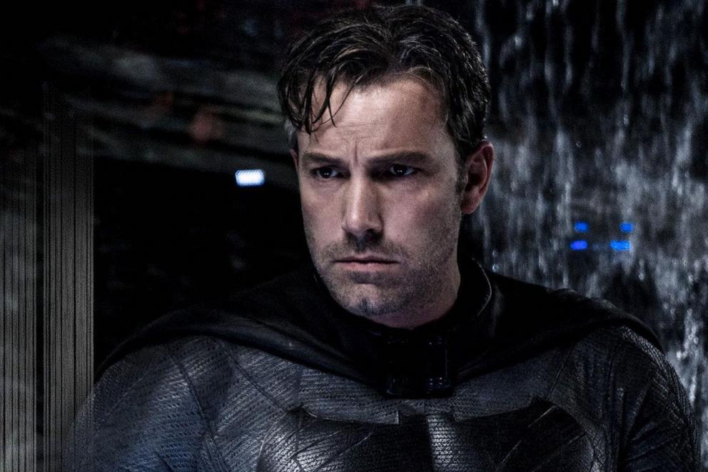 Does Ben Affleck suck as 'The Batman'?