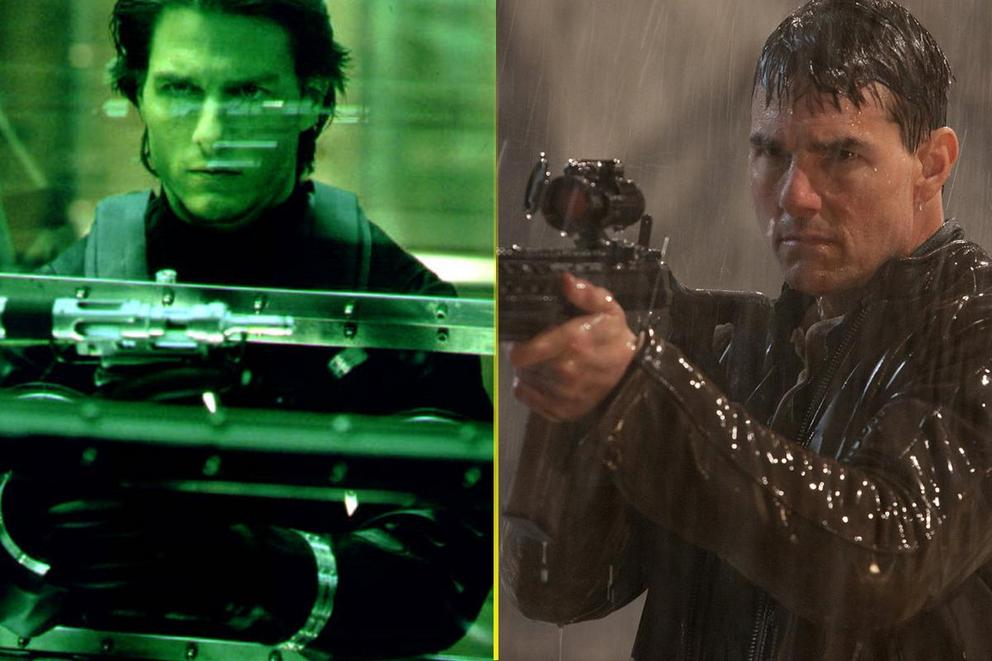 Tom Cruise's best action role: Ethan Hunt or Jack Reacher?
