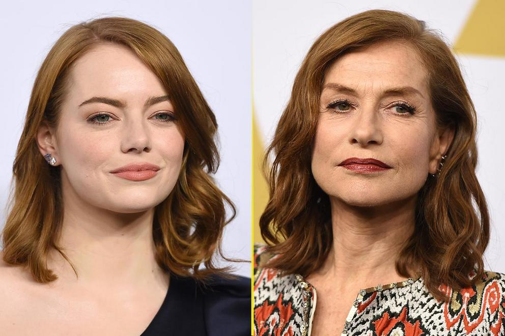 Who should win Best Actress: Emma Stone or Isabelle Huppert?
