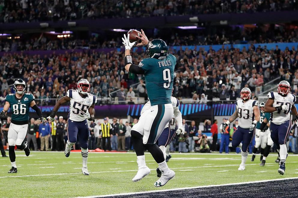 Was the 'Philly Special' a legal play?