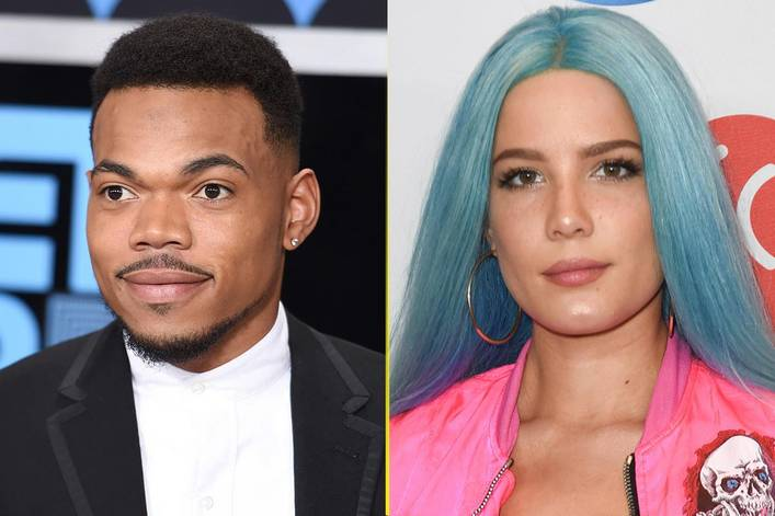 Choice Breakout Artist: Chance the Rapper or Halsey?
