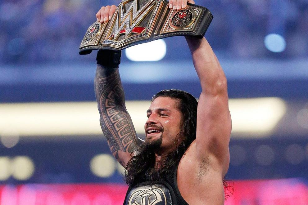 Is Roman Reigns really the world's number one wrestler?