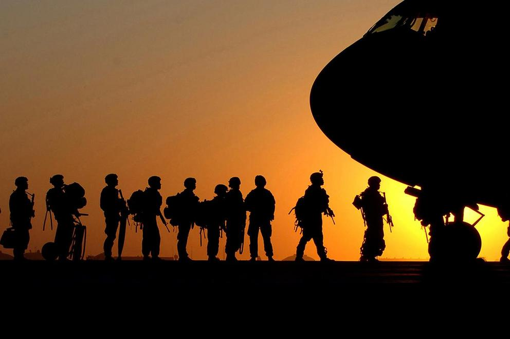 Should U.S. soldiers be deployed to fight ISIS?