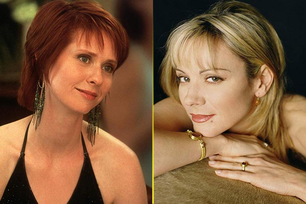 Best 'Sex and the City' character: Miranda Hobbes or Samantha Jones?