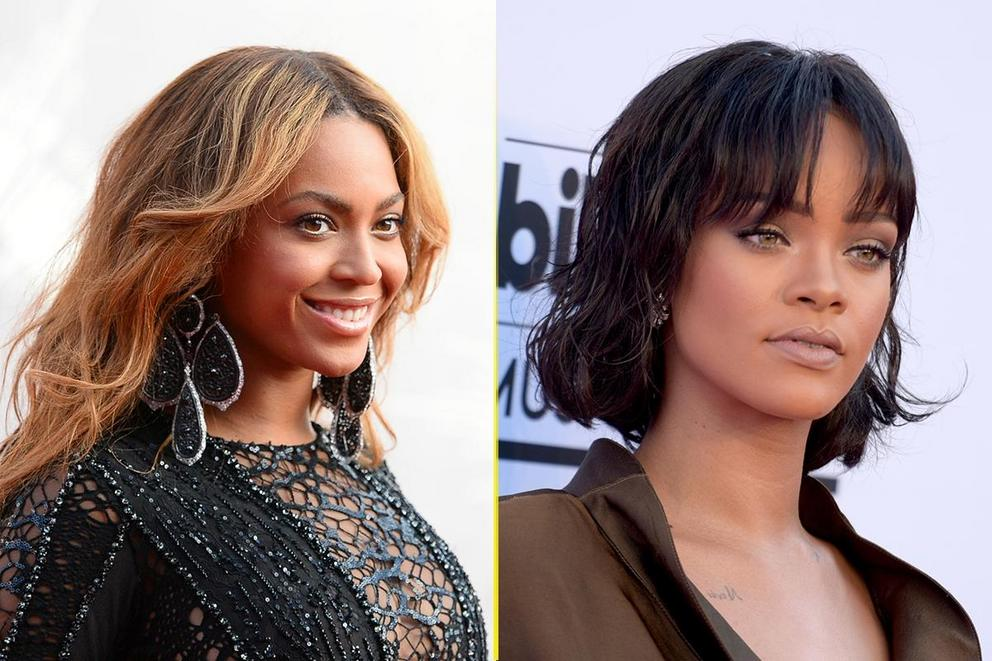 Choice R&B/Hip Hop Artist: Beyoncé or Rihanna?
