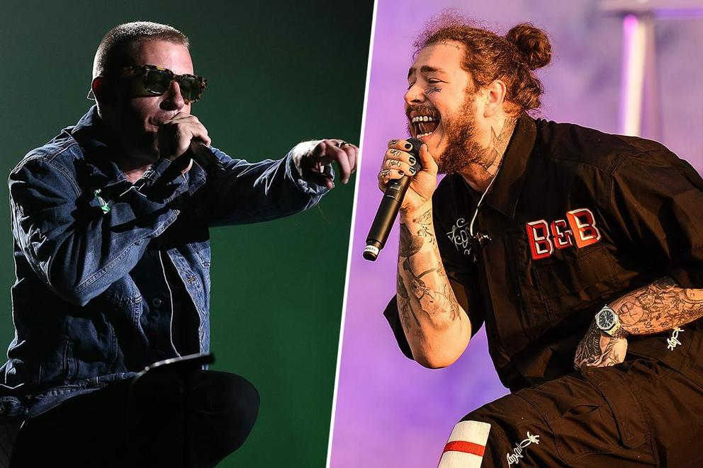 Favorite popular alternative hip-hop artist: Macklemore or Post Malone?