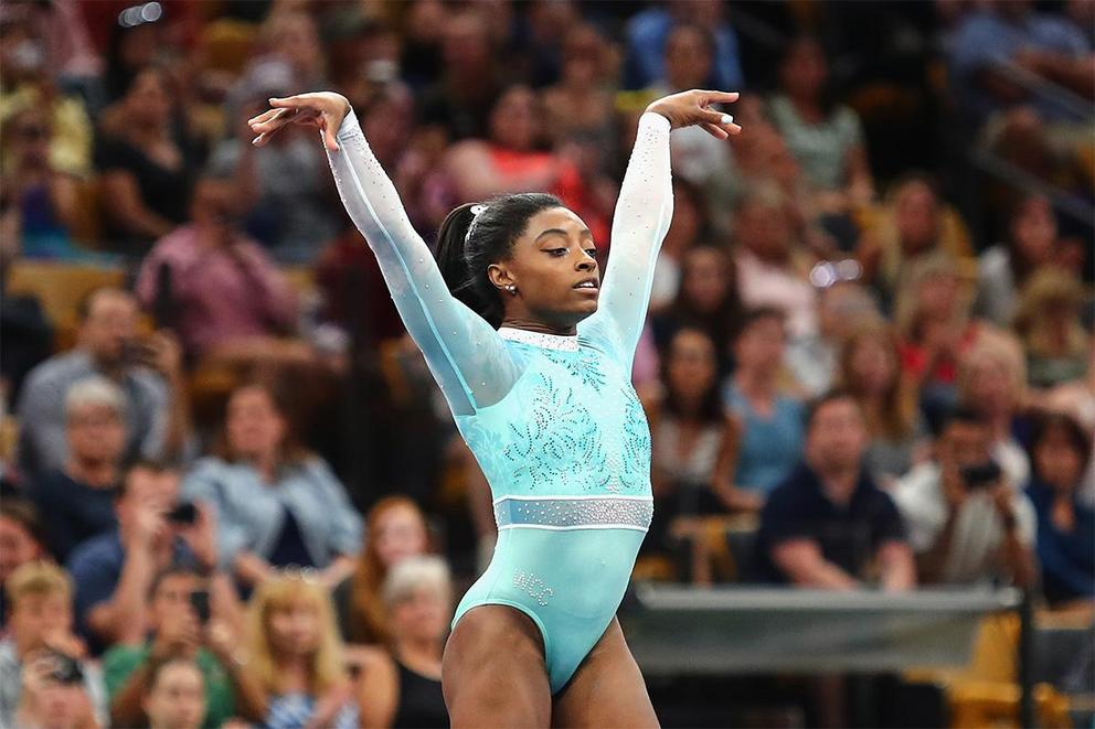 Is Simone Biles the greatest athlete ever?