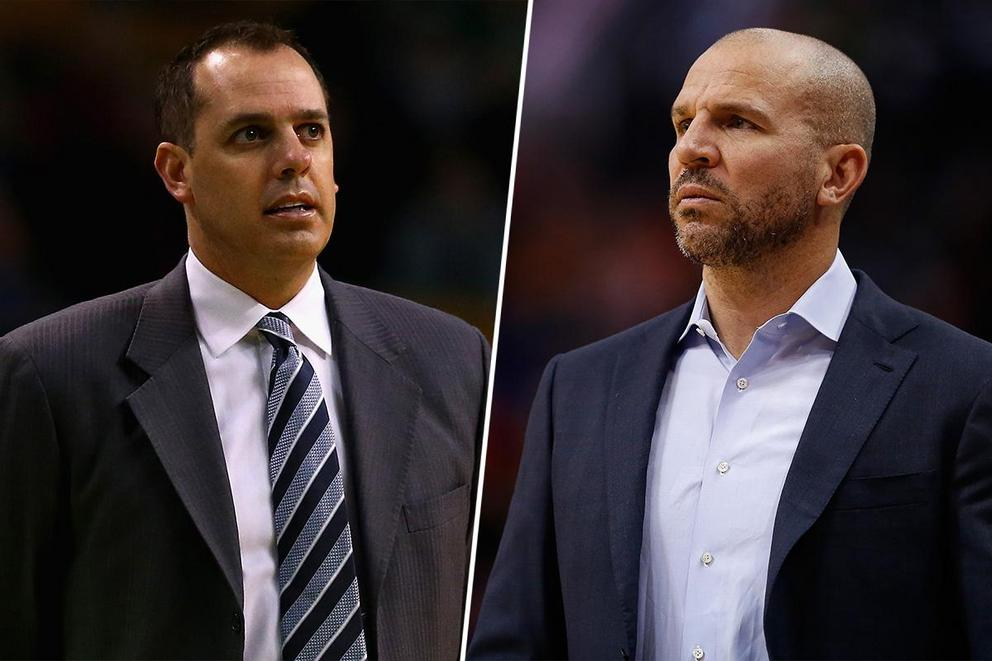Who will end the 2019-2020 season as Lakers head coach: Frank Vogel or Jason Kidd?