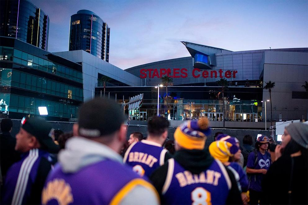 Should Staples Center be renamed to honor Kobe Bryant?