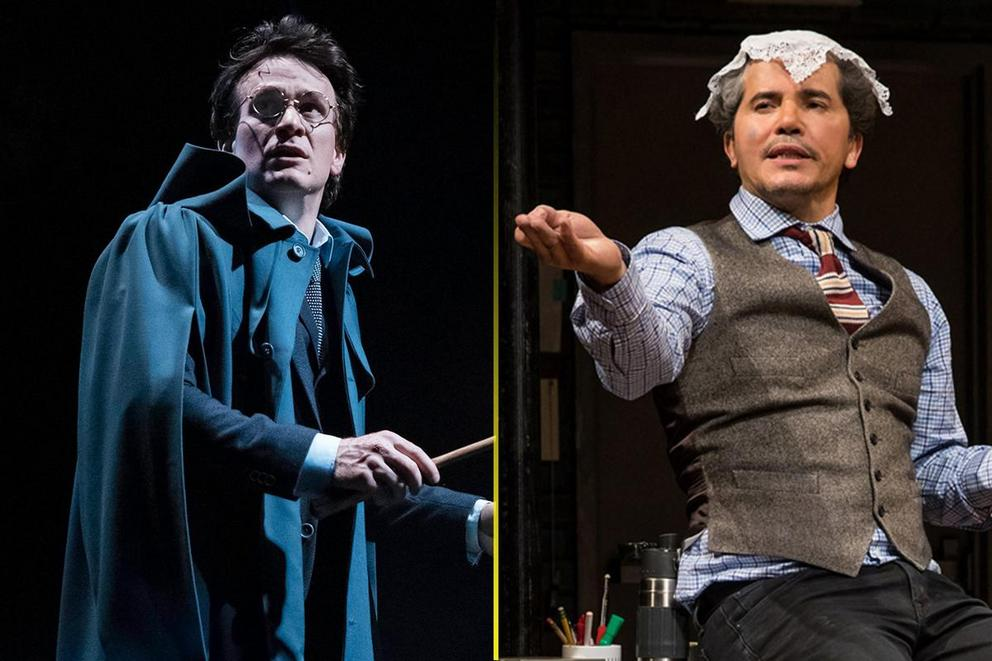 Best Play: 'Harry Potter and the Cursed Child' or 'Latin History for Morons'?