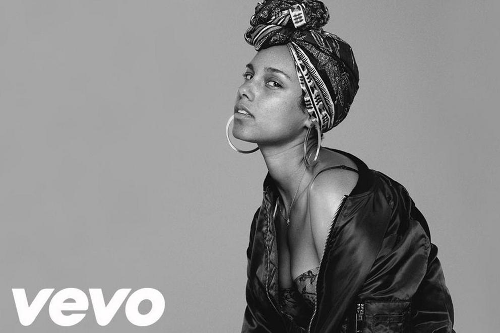 Alicia Keys drops her first big single in 4 years