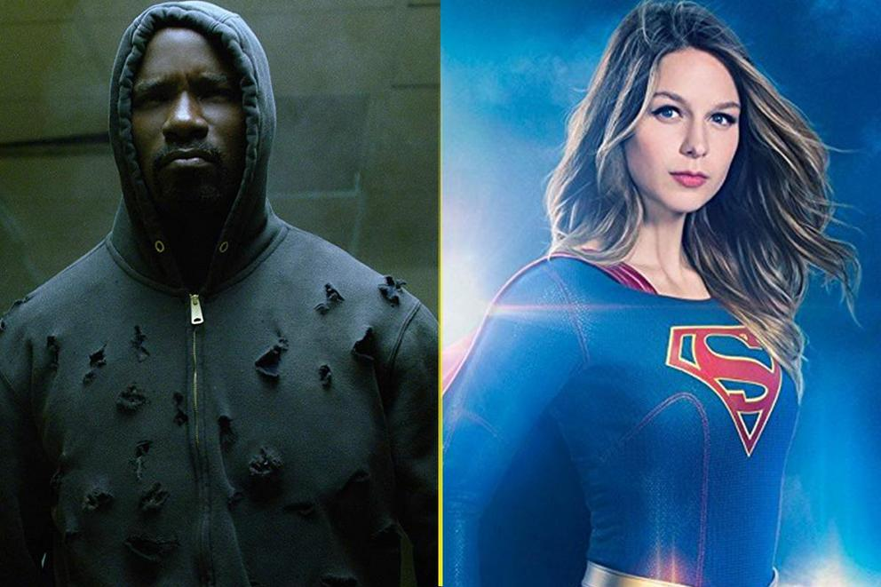 Marvel vs. DC: Which shows do you enjoy more?