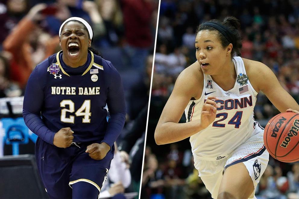 Women's NCAA Final Four: Notre Dame or UConn?