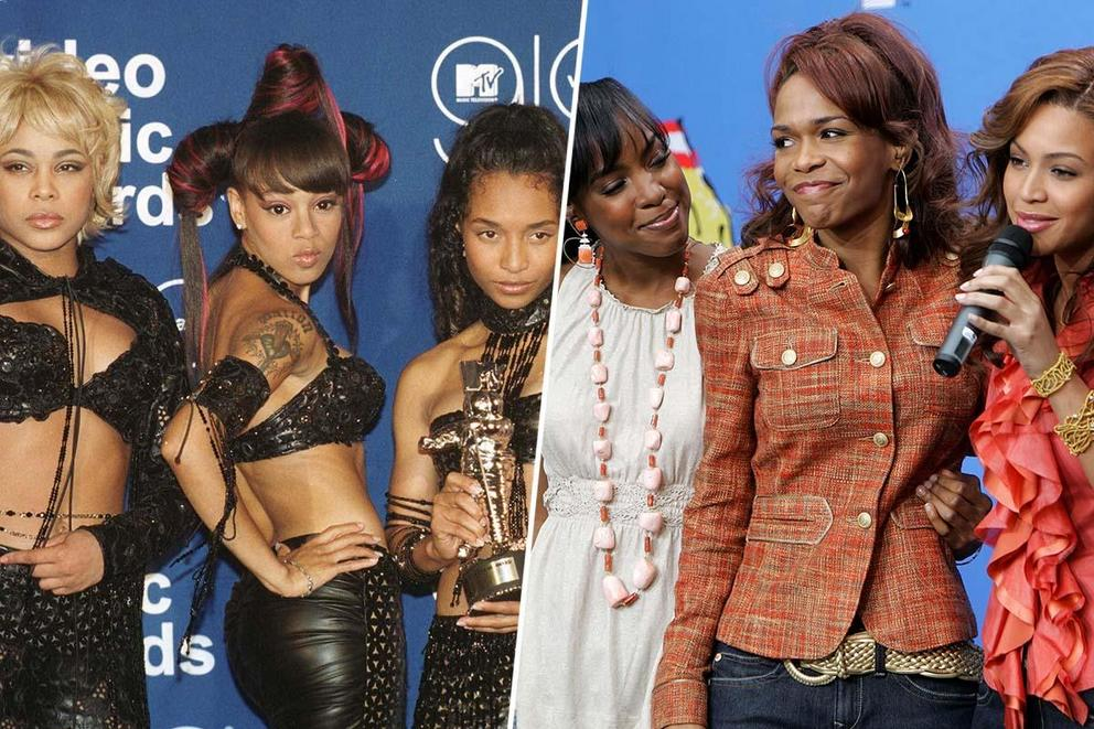 Favorite R&B-pop girl group of all time: TLC or Destiny's Child?